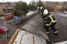 Stormschade aan je dak, reparatie stormschade